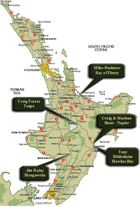fly fishing guides north island new zealand, Fly Fishing Bait