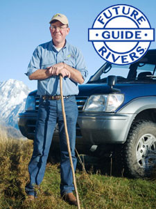 Al Kircher - Methven Fishing Guide