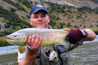 Dunedin Fly Fishing Guide Casey Cravens